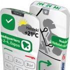 Nokia Gem: Das komplette Handy wird zum Touchscreen