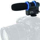 Hähnel MK 100: Kleines Richtmikrofon für DSLR-Filmer