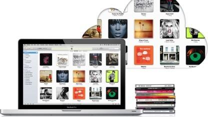 iTunes Match gleicht lokale Musikbibliothek mit der iCloud ab.