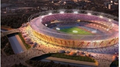 Super-Hi-Vision wird es zu den Olympischen Spielen nur an wenigen Standorten geben.
