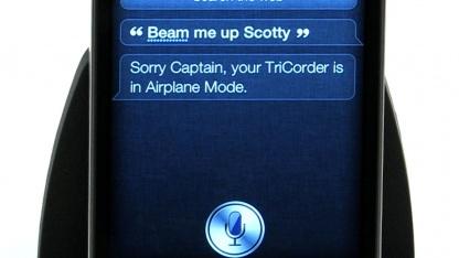 Siri lässt sich mit Android & Co. verwenden.