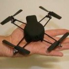 SQ-4: Minidrohne wiegt nur etwa 80 Gramm