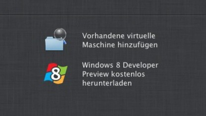 Parallels Desktop 7 for Mac vereinfacht Installation der Windows-8-Preview.
