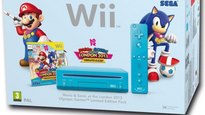 Mario & Sonic at the London 2012 Olympic Games Limited Edition Pack