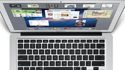 Weitet Apple seine Notebook-Serie Macbook Air aus?