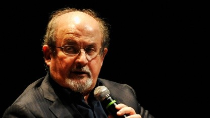 Salman Rushdie im September 2011