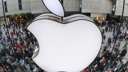 Gartner sieht Apple auf dem vierten Platz.