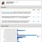 Thinkup 1.0: Holt die eigenen Daten aus Facebook, Twitter und Google+