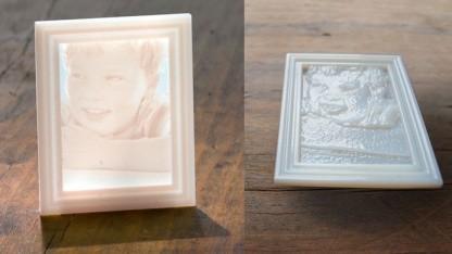 Reliefdruck aus dem 3D-Drucker