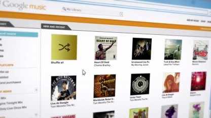 Google Music startet nur in den USA.