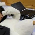 Roboter: Japanischer Eisbär stoppt Schnarchen
