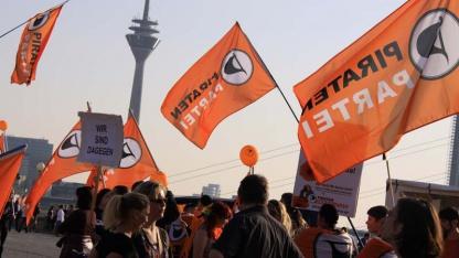 Wahlkampf in Düsseldorf 2010