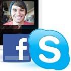 Videochat: Skype-Beta telefoniert mit Facebook