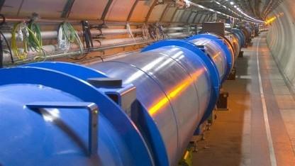 LHC: Stärkere supraleitende Magnete für mehr Kollisionen