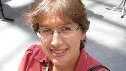 Stormy Peters - eine der Mozilla Conductors