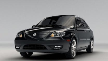 Elektroauto Coda: Vorerst nur in Kalifornien