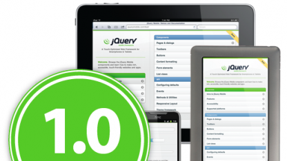 Finale Version der mobilen Javascript-Bibliothek