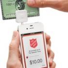 Square: Heilsarmee sammelt Spenden per Android-Kreditkartenleser