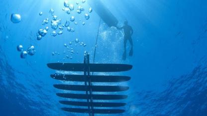 Wave Glider: Stürmen getrotzt, Haie abgewehrt