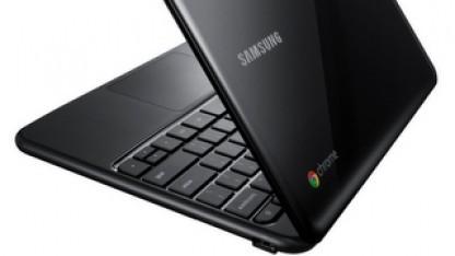 Samsung Chromebooks Series 5 in Schwarz