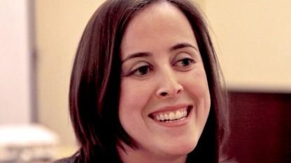 Sharon Conheady prüft Unternehmen auf Schwachstellen.