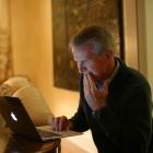 Ray Lane: HP-Aufsichtsratschef posiert mit Macbook Air