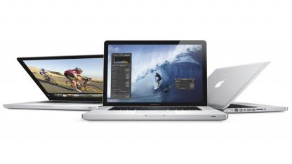 In Apples aktuellen Macbook-Pro- und iMac-Modellen arbeitet noch eine AMD-GPU.
