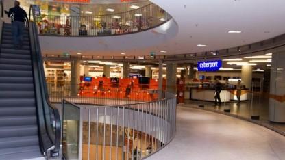 Cyberport im Wien Westbahnhof