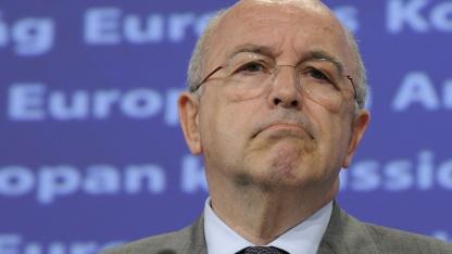 EU-Wettbewerbskommissar Joaquin Almunia befürchtet Wettbewerbsverzerrung.
