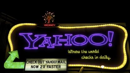 Microsoft ist wegen seiner Suchmaschine Bing weiter stark an Yahoo interessiert.