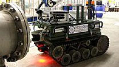 Robo Gas Inspector: tägliche Routineinspektion