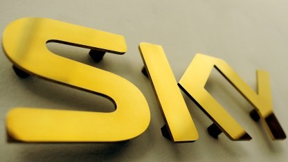 Logo von Sky