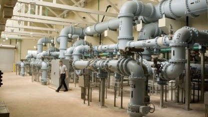 Wasserwerk im US-Bundesstaat Virginia: Fehlfunktionen der Pumpe