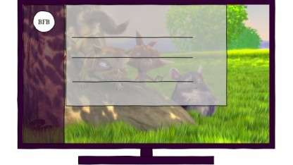 Designkonzept für Ubuntu-TV