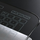 Multitouch: Tastatur und Maus aus Glas