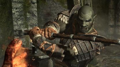 Szene aus The Elder Scrolls 5: Skyrim