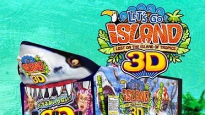 Let's go Island 3D - wird nun auch außerhalb Japans verkauft