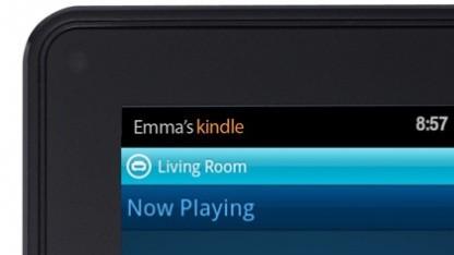 Sonos Controller auf dem Amazon Kindle Fire