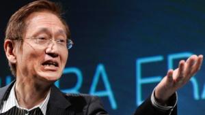 Asus-Chef Jonney Shih hat viel vor im Tablet-Markt.