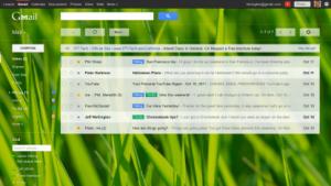 Google Mail mit neuen Themes