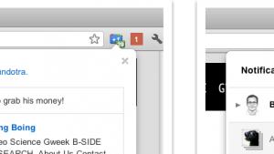 Chrome-Erweiterung für Google+