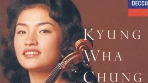 Kyung Wha Chung spielt Bruch - eines der in hoher Qualität angebotenen Decca-Alben