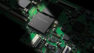 Venus-Engine-Bildprozessor in Panasonics Lumix GX1