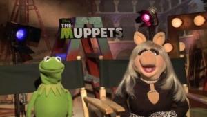 Kermit und Ms. Piggy laden zum Google+-Hangout.