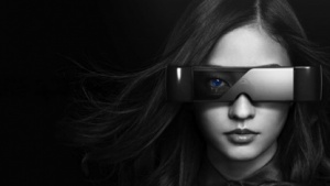 Mikrodisplay: Android-Videobrille zeigt metergroßen Webbrowser