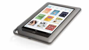 Barnes and Noble vertreibt Android-Geräte und wehrt sich gegen die geforderten Lizenzgebühren seitens Microsoft.