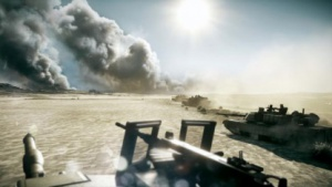Nvidias Grafiktreiber Geforce 285.79 Beta beschleunigt Battlefield 3.