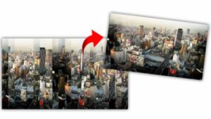 Unshredder: Vorstellungsgespräch für Bildrekonstruktion