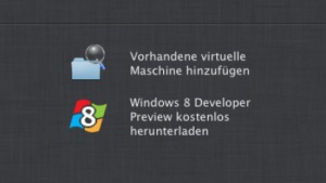 Parallels Desktop 7: Windows 8 Preview einfacher unter Mac OS X installieren