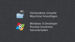 Parallels Desktop 7 for Mac vereinfacht Installation der Windows-8-Preview.